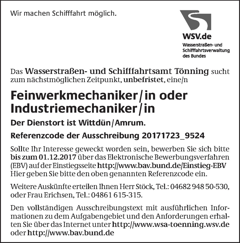 Feinwerkmechaniker/in oder Industriemechaniker/in