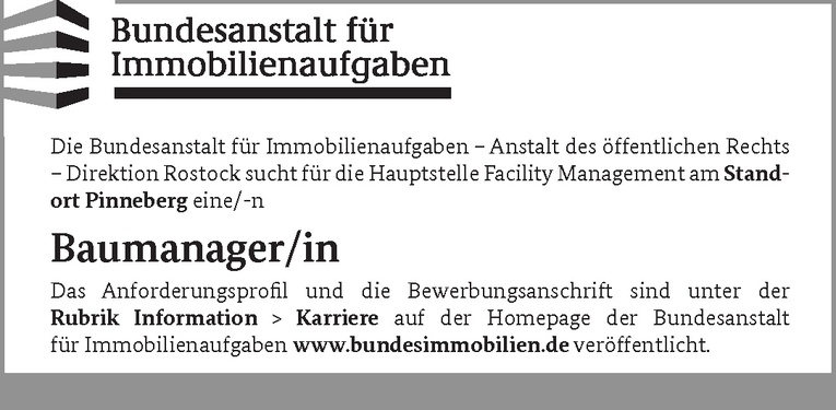 Baumanager/in