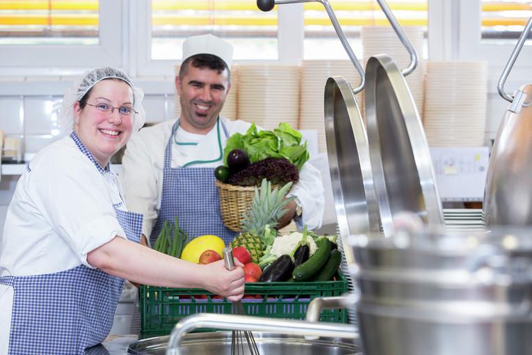 Wir suchen Sie als Koch (m/w) in Vollzeit