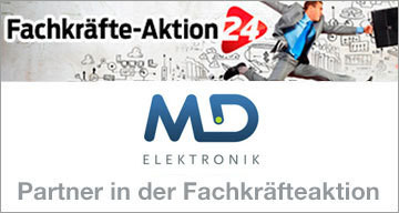 MD ELEKTRONIK GmbH Jobs