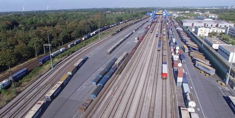 Terminal Disponent Kombinierter Verkehr