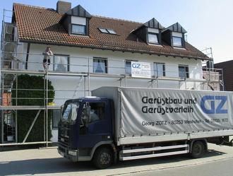 Georg Zotz Gerüstbau und -Verleih