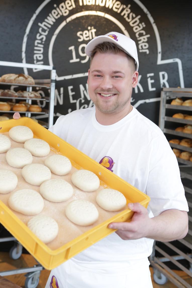 Azubi Bäcker/in