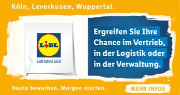 Lidl Vertriebs GmbH & Co. KG Leverkusen Jobs