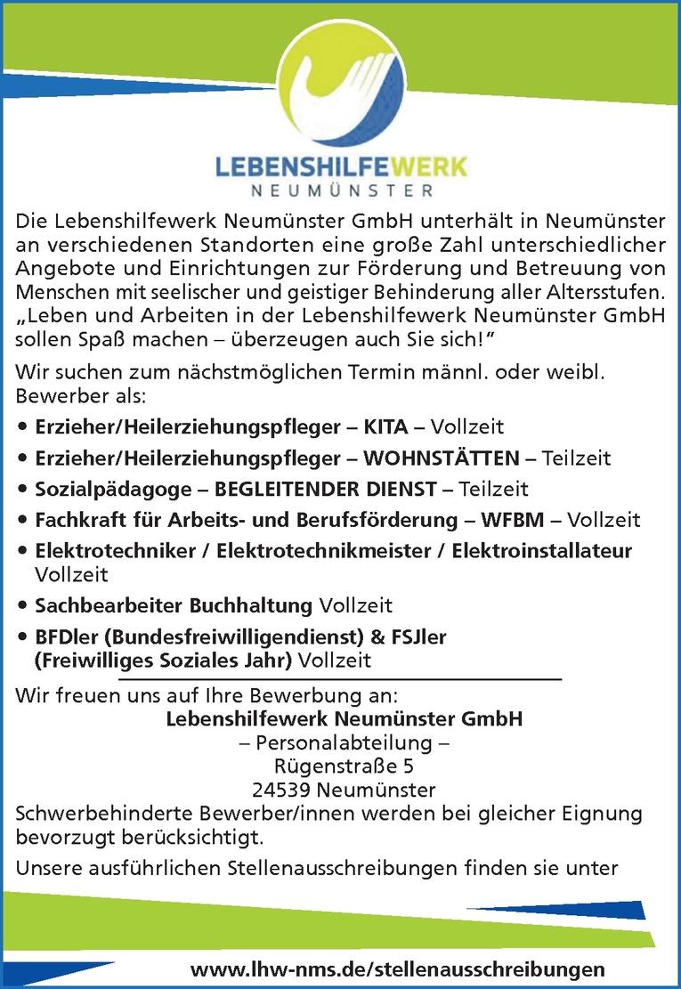 BFDler (Bundesfreiwilligendienst) & FSJler (Freiwilliges Soziales Jahr)