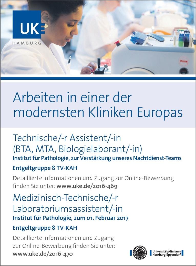 Medizinisch-Technische/-r Laboratoriumsassistent/-in