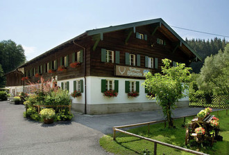 Forsthaus Höhlmühle