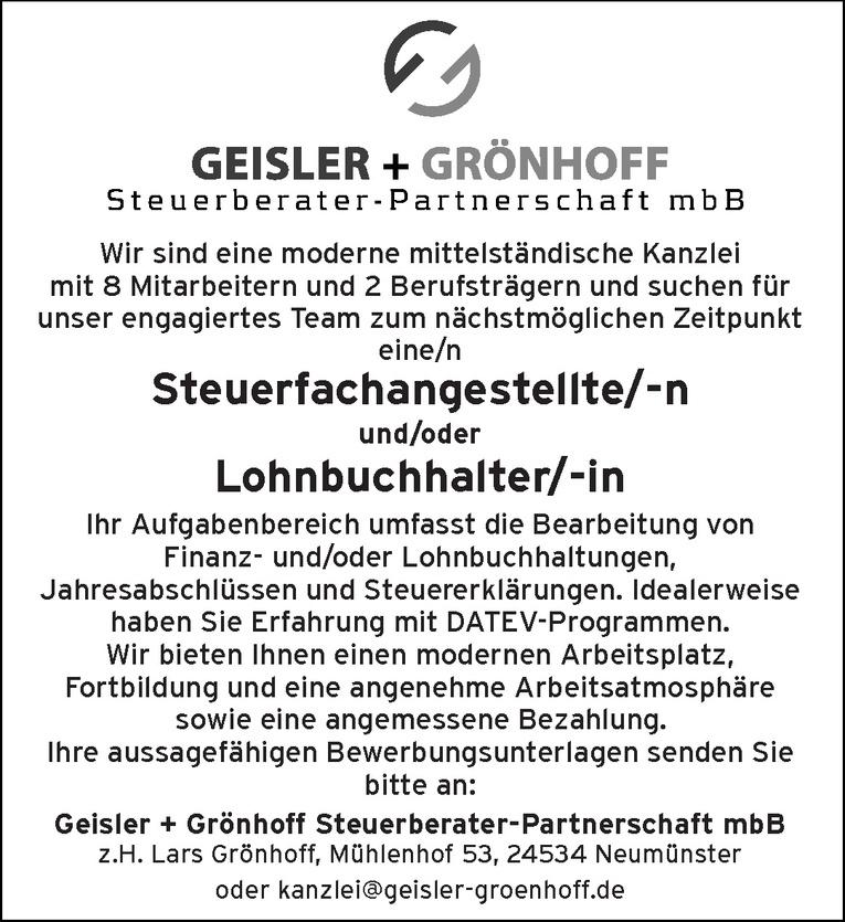 Lohnbuchhalter/-in