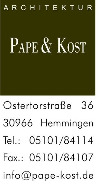 Architektur Pape & Kost GbR