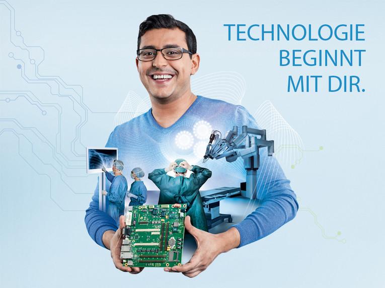 Student (m/w) für eine Abschlussarbeit im Bereich Robotik / Antriebstechnik