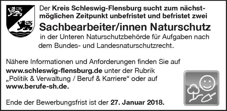 Sachbearbeiter/innen Naturschutz