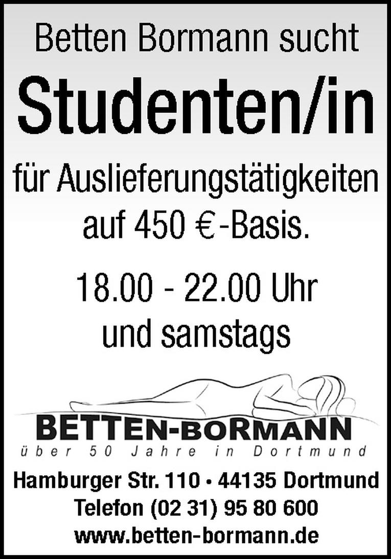 Studenten/in