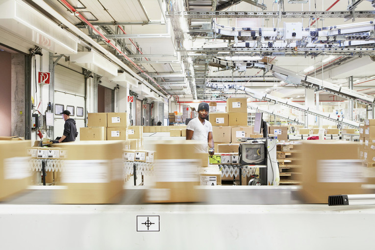 Mitarbeiter Logistik (m/w) - Teilzeit (30h/ Woche)