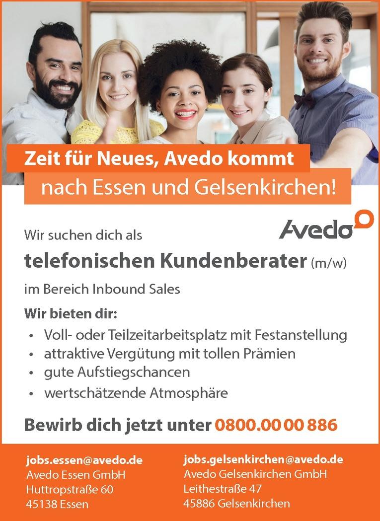 Telefonischer Kundenberater (m/w)