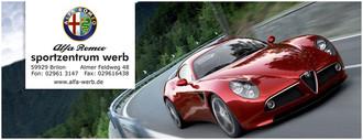 Alfa Romeo Sportzentrum Autohaus Franz Werb