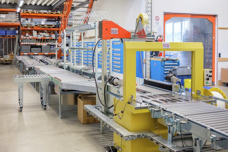 Elektrotechniker (m/w) für automatisierte Verpackungsanlagen