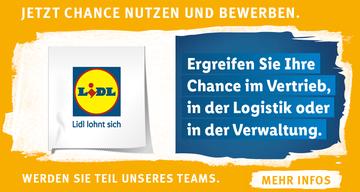 Lidl Vertriebs-GmbH & Co. KG Regionalgesellschaft Paderborn Jobs