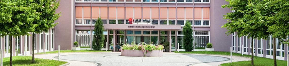 Azimut Hotel München City Ost