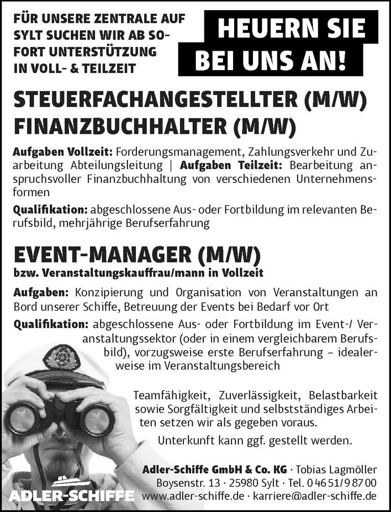 Finanzbuchhalter (m/w)