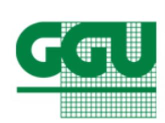 GGU - Gesellschaft für Grundbau und Umwelttechnik mbH