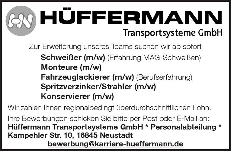 Fahrzeuglackierer (m/w)