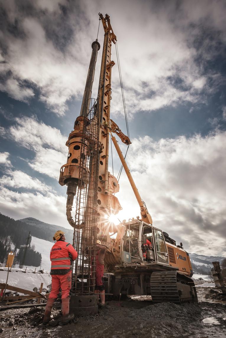 Bauingenieur / Bauleiter im Spezialtiefbau (m/w)