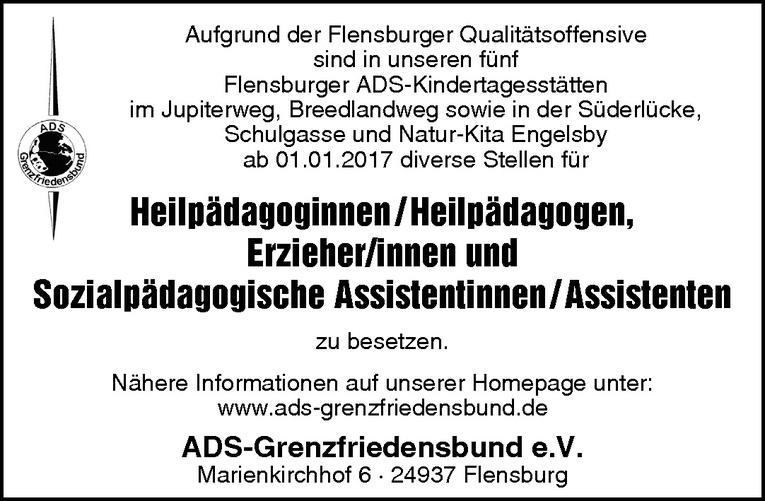 Sozialpädagogische Assistentinnen / Assistenten