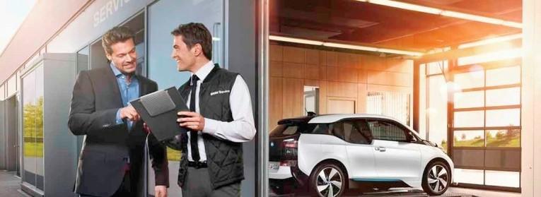 Dienstleister von Herzen gesucht // BMW Serviceberater/-in (m/w)