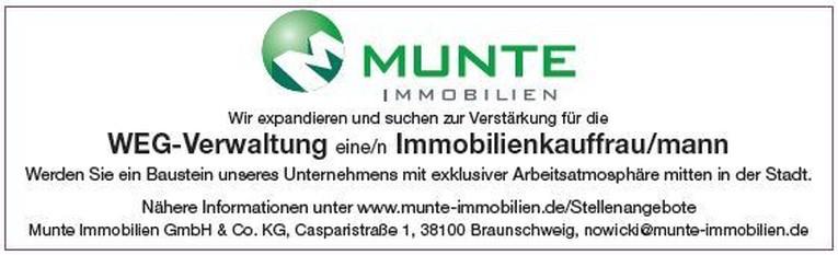 Immobilienkauffrau, Immobilienkaufmann (WEG-Verwaltung)