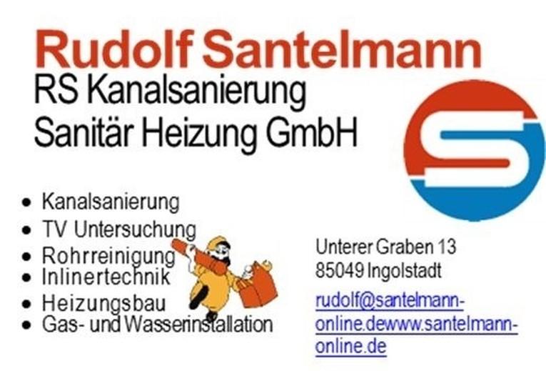 Anlagenmechaniker (m/w) Sanitär Heizung in Ingolstadt, Kanalsanierer, Kanalreiniger