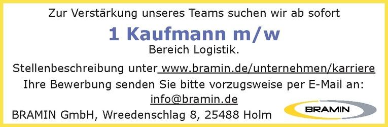Kaufmann m/w