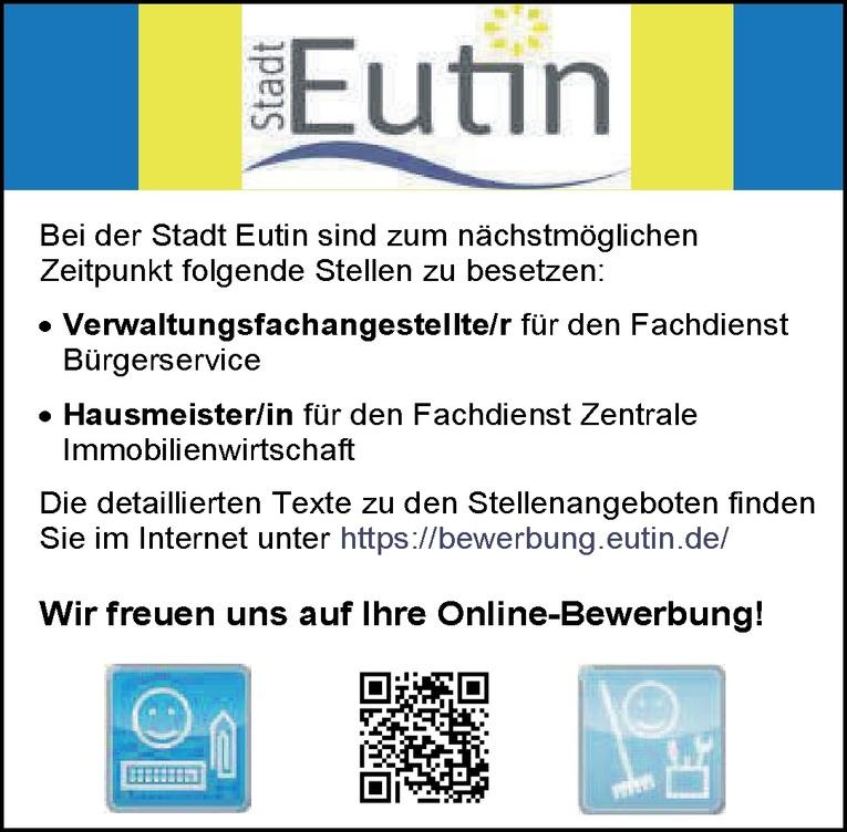 Hausmeister/in für den Fachdienst Zentrale Immobilienwirtschaft