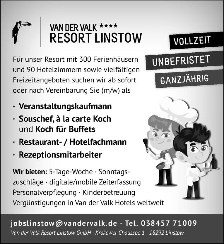 Restaurant- / Hotelfachmann (m/w)