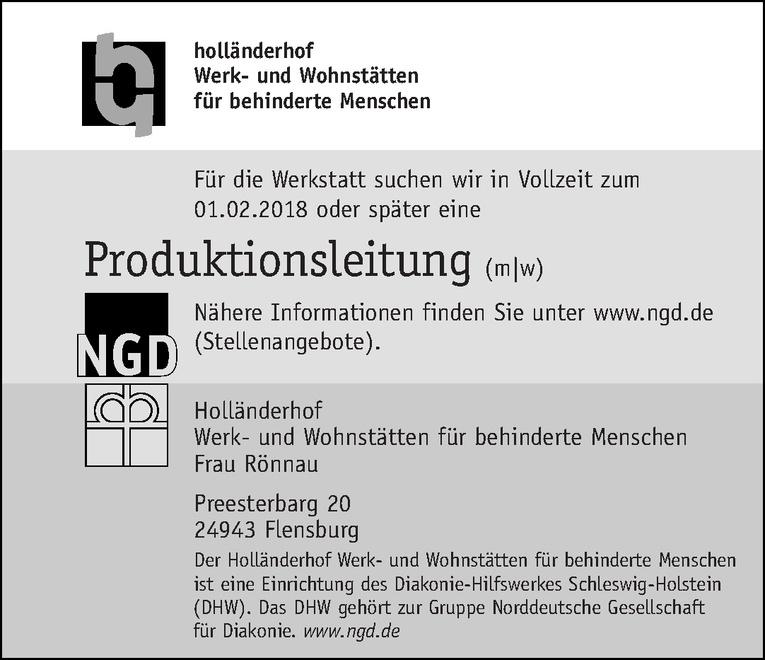 Produktionsleitung (m|w)