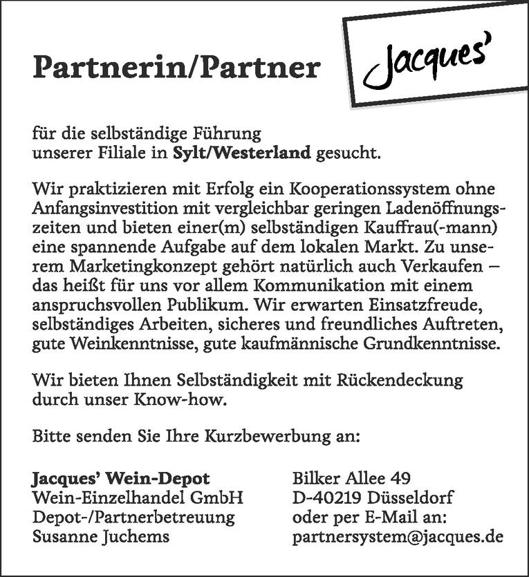 Partnerin/Partner