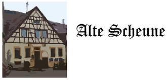 Gasthaus Alte Scheune