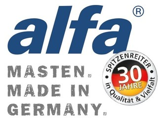 alfa GmbH Fahnen- und Lichtmaste