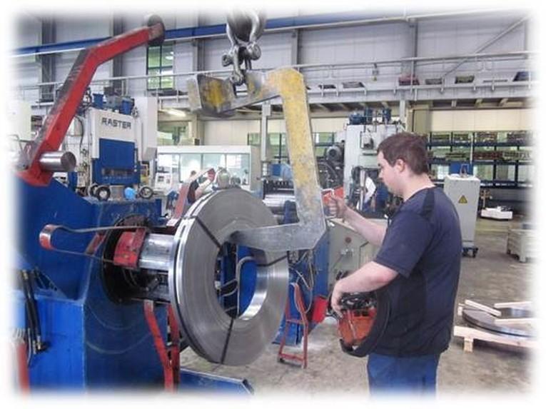 Maschinen- und Anlagenführer (w/m)