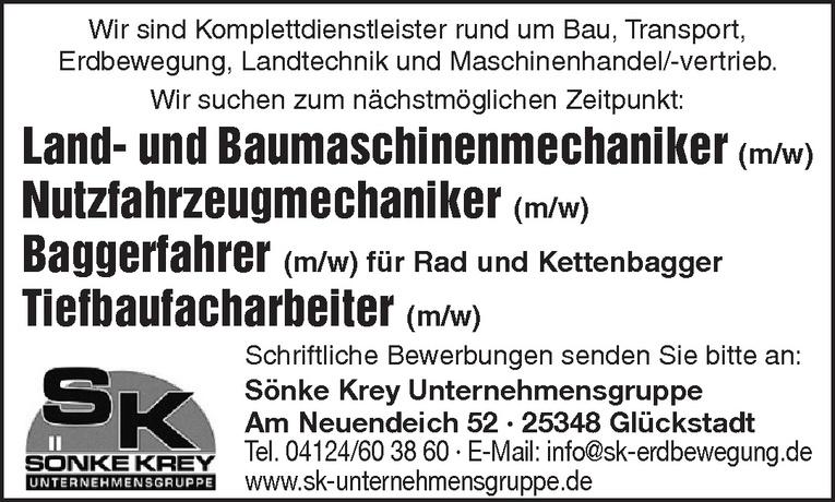 Land- und Baumaschinenmechaniker (m/w)